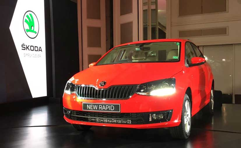 Skoda Rapid Facelift Launched In India Prices Start At Rs