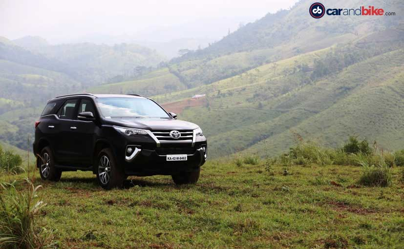 The recall affects only the petrol-powered versions of the Toyota Innova Crysta and Fortuner