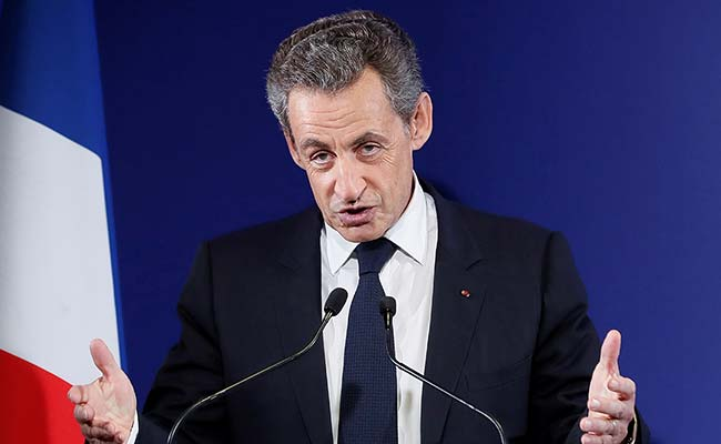 Nicolas Sarkozy Blasts 'Lack Of Evidence' For Corruption Charges