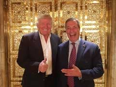UK's Nigel Farage Says No FBI Contact After Report Of Link To Donald Trump Probe