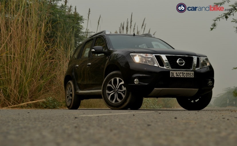 Nissan Terrano AMT First Drive Review