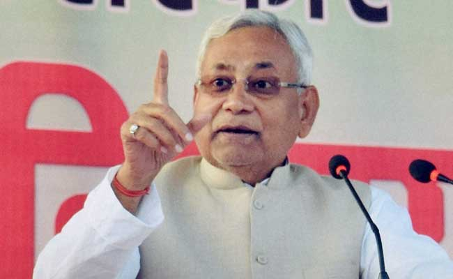Vigorous Campaign To Be Launched Against Child Marriage, Dowry: Nitish Kumar