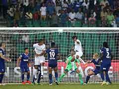 ISL 2016: NorthEast United Hold Chennaiyin FC 3-3 in Dramatic Encounter