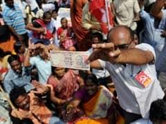 नोटबंदी: प्रधानमंत्री आवास की तरफ मार्च करने की कोशिश कर रहे 150 लोग हिरासत में लिए गए