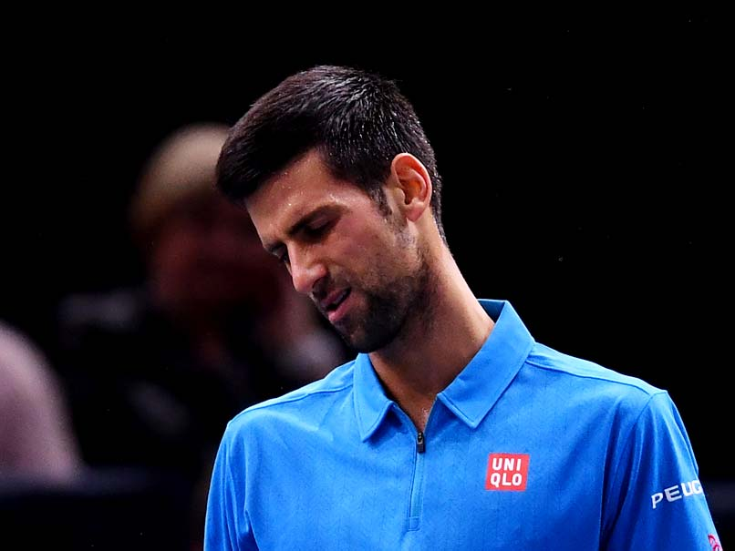 Marin Cilic Stuns Novak Djokovic to Clear Andy Murray's Top Spot Path at Paris Masters