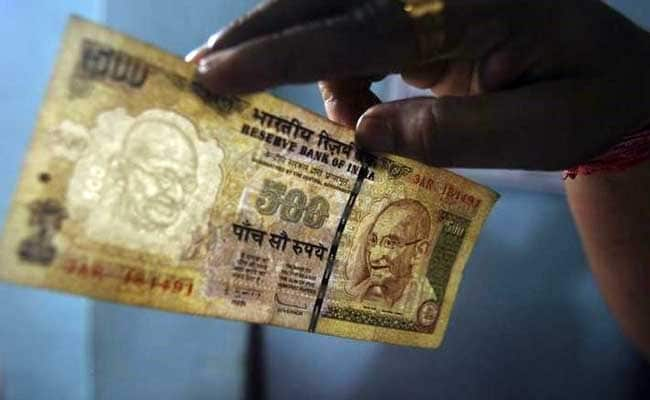 Currency Press Capacity: Around 6 Months Needed To Replenish Rs 500 Notes
