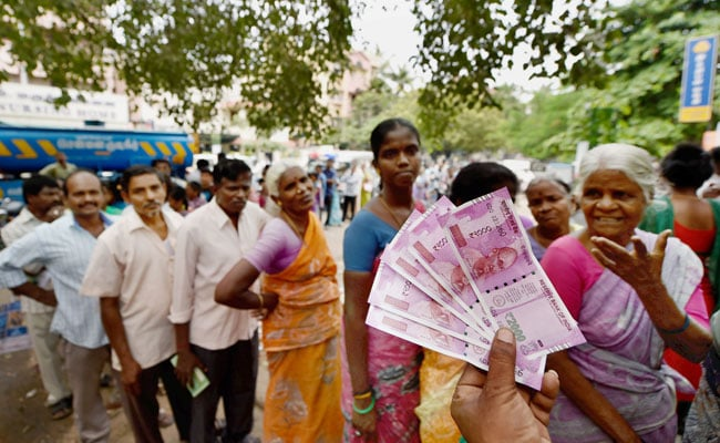 Can't Give More Chances To Deposit Demonetised Notes, Centre Tells Supreme Court