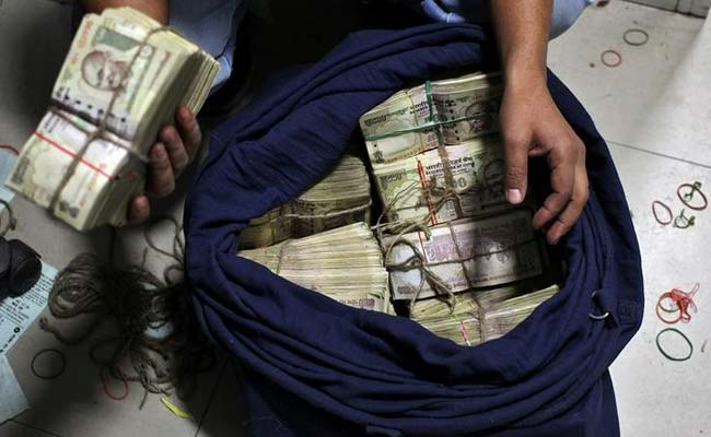 35,000 Firms Under Scanner For Depositing 17,000 Crores After Notes Ban