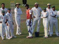 Pakistan Cricket Team Shocked But Safe After Christchurch Earthquake