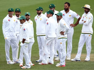 Pakistan Aim To Fight Back In Second Test With Red Ball