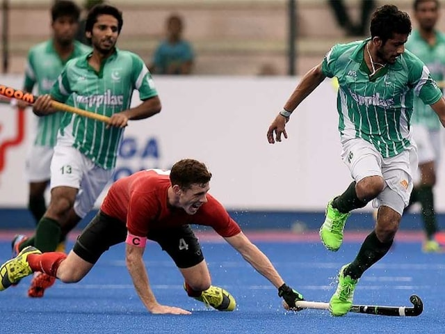 Pakistan Junior Mens Hockey Team to Travel to India For World Cup