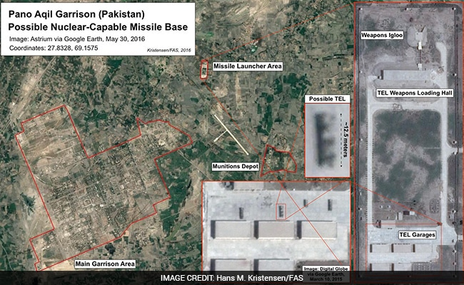 Where And How Pakistan Is Storing Nuclear Weapons ...