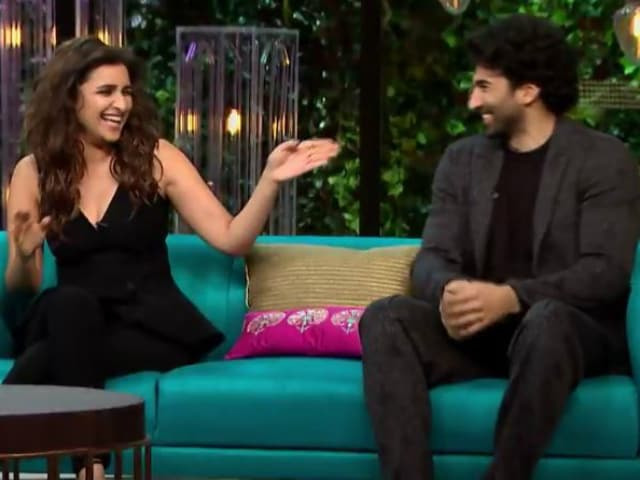 Koffee With Karan 5: Parineeti Chopra Owns The Show Like A Boss