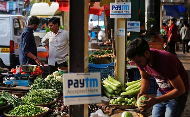 Paytm Close To Scoring $2 Billion From Backers Including Jack Ma's Ant
