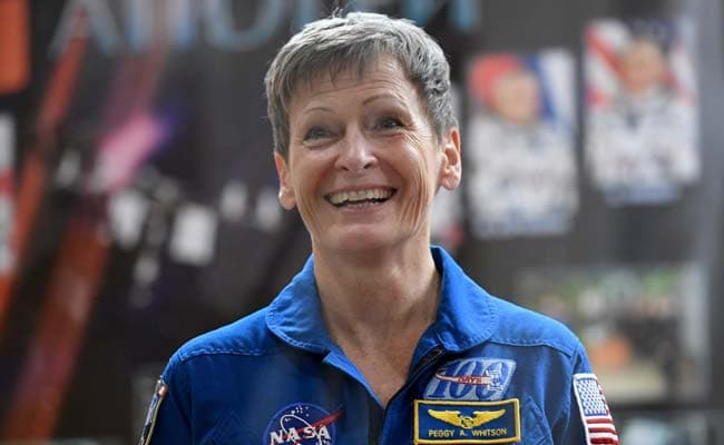 US Astronaut Peggy Whitson Breaks Sunita Williams' Record For Most Spacewalks By A Woman