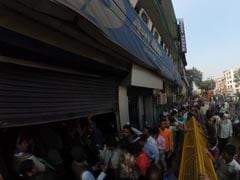 Rs 500 And Rs 1,000 Notes Banned: 360-View Of Long Lines At Banks