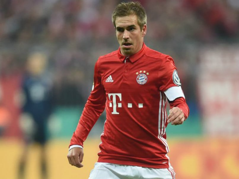 Bayern Munich's Philipp Lahm Drops Retirement Hint