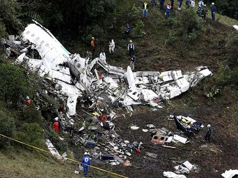 Football World Mourns as Plane Crash Kills Brazilian players