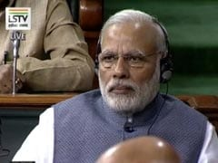 PM Modi Likely To Reply To President's Address In Lok Sabha On Wednesday