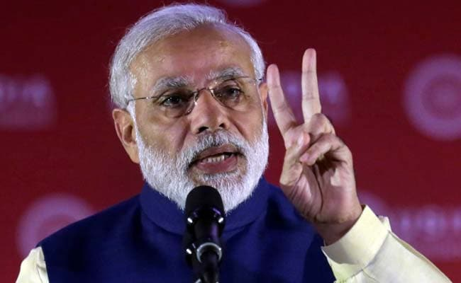 PM Narendra Modi Won TIME Person Of The Year, So There: Government To Opposition