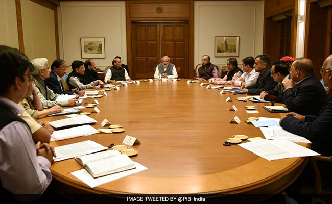 Performance Review On Agenda As PM Narendra Modi Meets Ministers Today