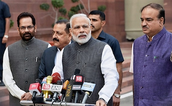 Protests, Booing Stall Parliament, No-Trust Moves Not Taken Up: 10 Facts