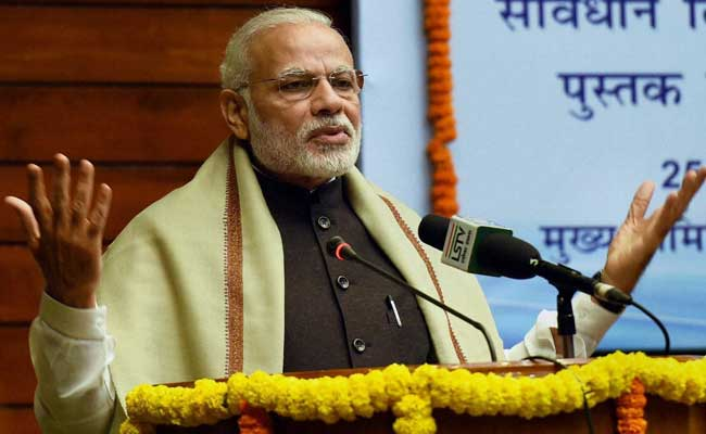 PM Modi To Unveil 'Astounding' 800 kg Bhagavad Gita In Delhi Tomorrow