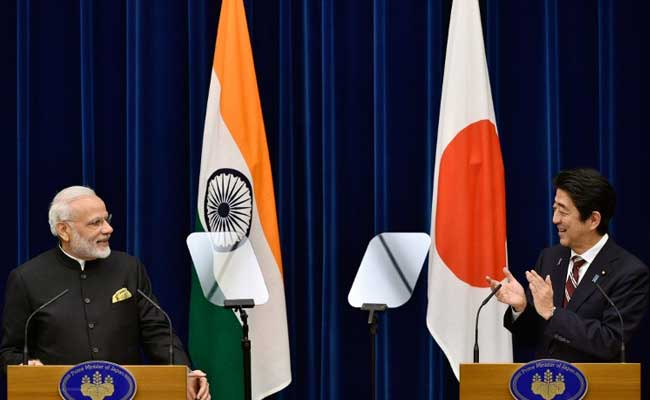 Full Text of PM Narendra Modi's Statement During His Visit To Japan