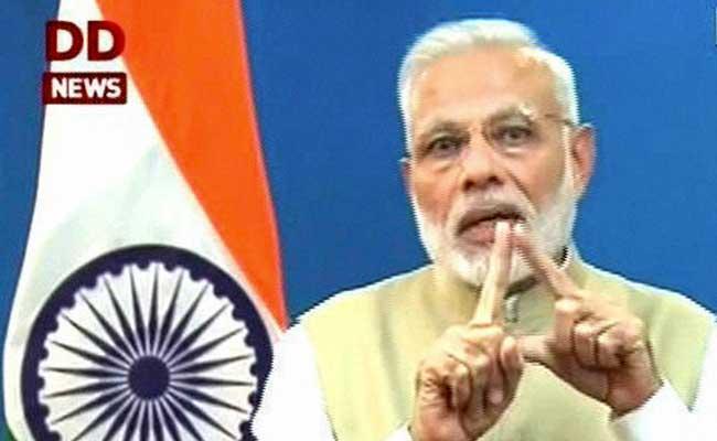 PM Narendra Modi Bans Rs 500, Rs 1,000 Notes In War On Black Money