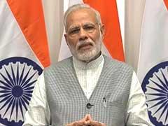 PM Narendra Modi Congratulates P V Sindhu On Victory In China Open