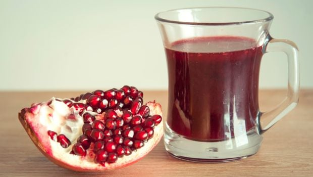 pomegranate juice 620