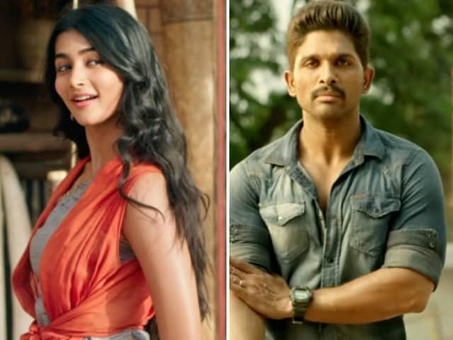 Pooja Hegde 'Always' Wanted to Work With Allu Arjun