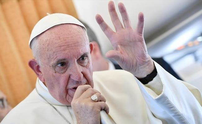 'Mother' Shouldn't Be Used To Describe A Bomb: Pope On US Explosive