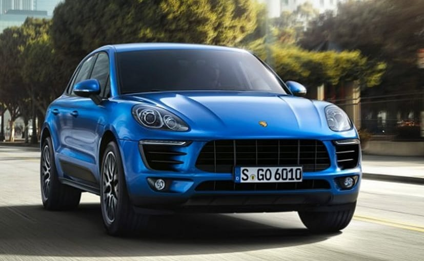 Porsche Macan R4 Launched In India Priced At Rs 76 84 Lakh Ndtv