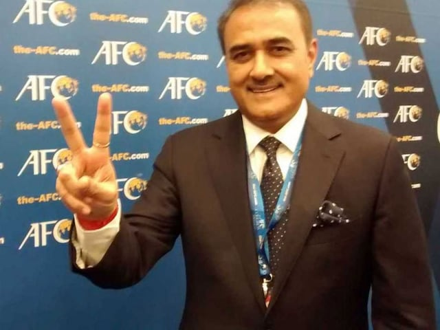 AIFF president Praful Patel becomes the first Indian in the FIFA Council