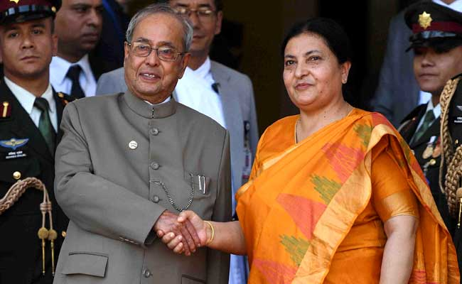Terrorism Most Serious Threat To Peace And Security, Says President Mukherjee