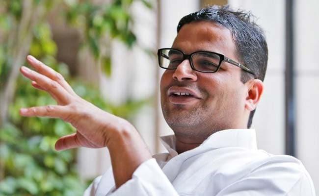 After Poster Trashed Him, Strategist Prashant Kishor Gets Congress Love