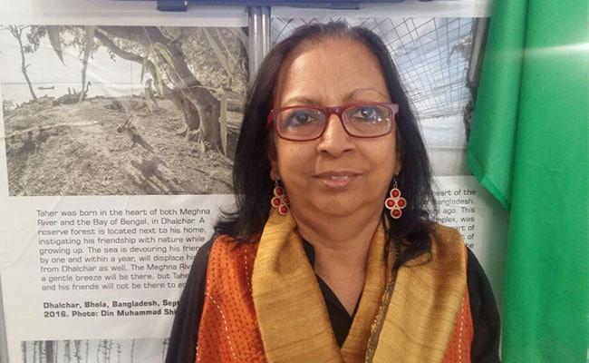 घनी निराशा में उम्मीद की किरण जगाने के लिए भारत की एक महिला को संयुक्त राष्ट्र का सम्मान