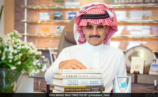 Billionaire Saudi Prince Says It's 'High Time' For Saudi Women To Start Driving