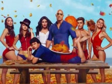 Have You Seen Priyanka Chopra's Thanksgiving Special Video of <i>Baywatch</i> Yet?