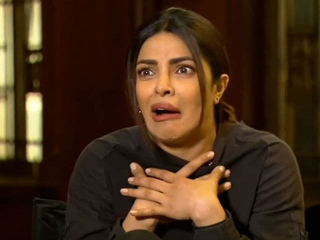 Priyanka Chopra Tried to Help a Senior Citizen and Was Roundly Ticked Off
