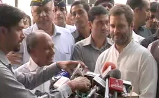 Veterans Owed Money, But Respect Too: Rahul Gandhi On OROP Pension Row