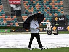 AUSvsSA होबार्ट टेस्ट: ऑस्ट्रेलिया के लिए सहारा बनी बारिश, दूसरे दिन का खेल धुला