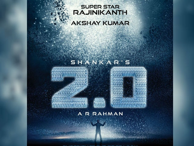 Rajinikanth's 2.0: Kamal Haasan, Shah Rukh Khan May Attend First Look Launch Event