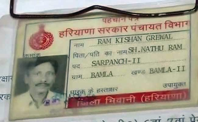 Arrears Of Army Veteran Who Killed Himself Was Credited To His Account On November 8: Government