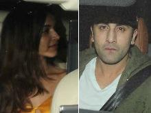 Deepika Padukone, Ranbir Kapoor Party Together at Karan Johar's Place