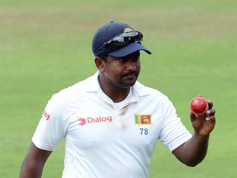 2nd Test: Rangana Herath Enters Select Club With Five-Wicket Haul