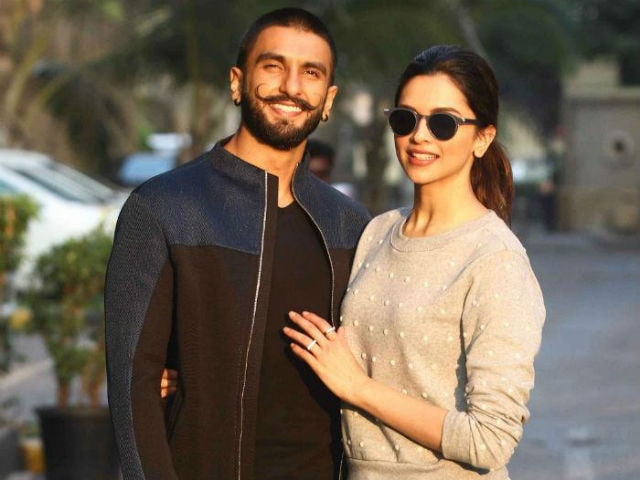 Deepika Padukone, Ranveer Singh Begin Shooting for Padmavati