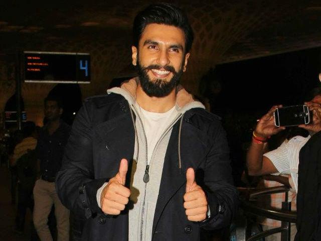 Ranveer Singh Tweets Padmavati Sneak Peek and Release Date