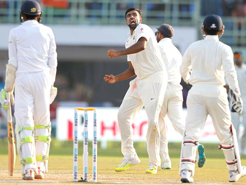 Indian Spinners Hurt England